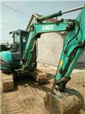神钢建机 SK 55 SR、小型挖掘机