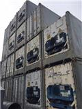 Carrier Reefer 40' HI Cube、2005、冷藏集装箱