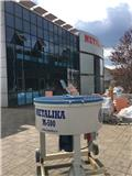 Metalika M-500 Concrete mixer (Mixer for concrete)、2019、混凝土/砂浆搅拌机