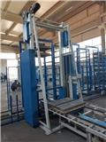 Metalika Handling systems and transfer pallets、2019、加气混凝土生产设备/制砖机