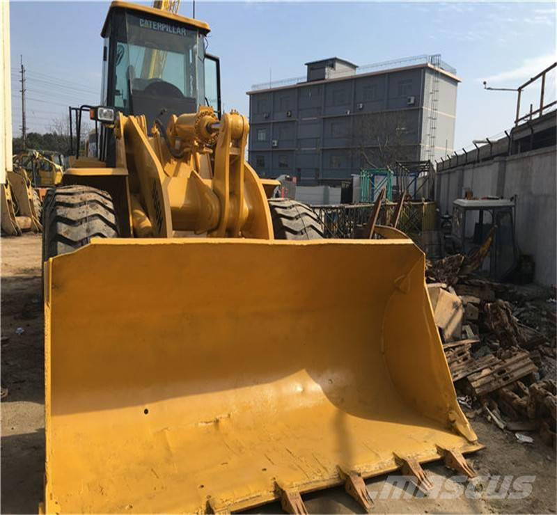 [Other] used Caterpillar 966 H wheel loader