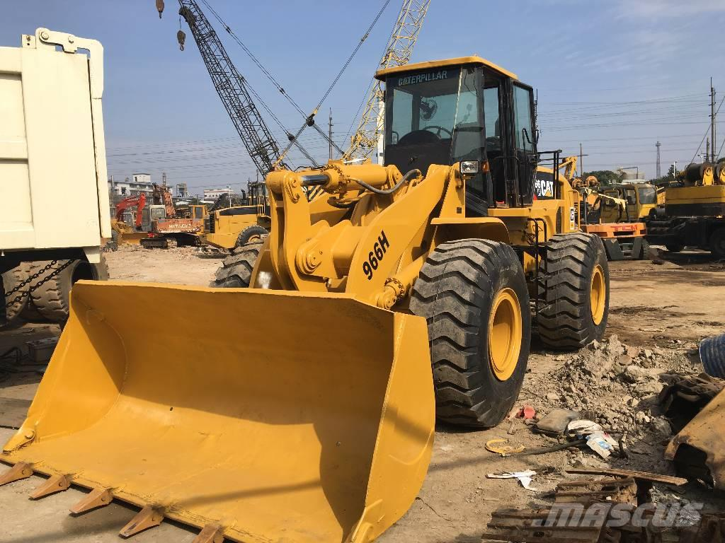 [Other] used Caterpillar 966H wheel loader