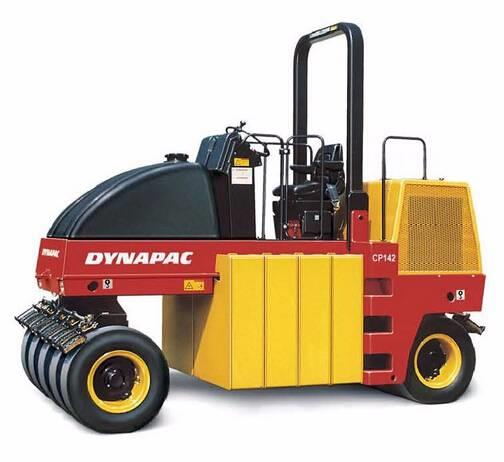 Dynapac CP142 Pneumatic Roller