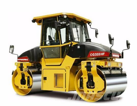 Dynapac CG333HF Double Drum Vibratory Roller